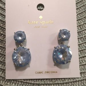 Kate Spade Light Blue Earrings
